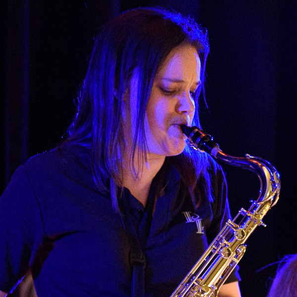 Julie Goodliff - Park Lane Big Band