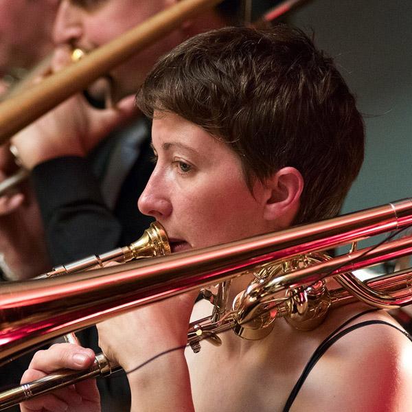 Kate Hapgood - Park Lane Big Band