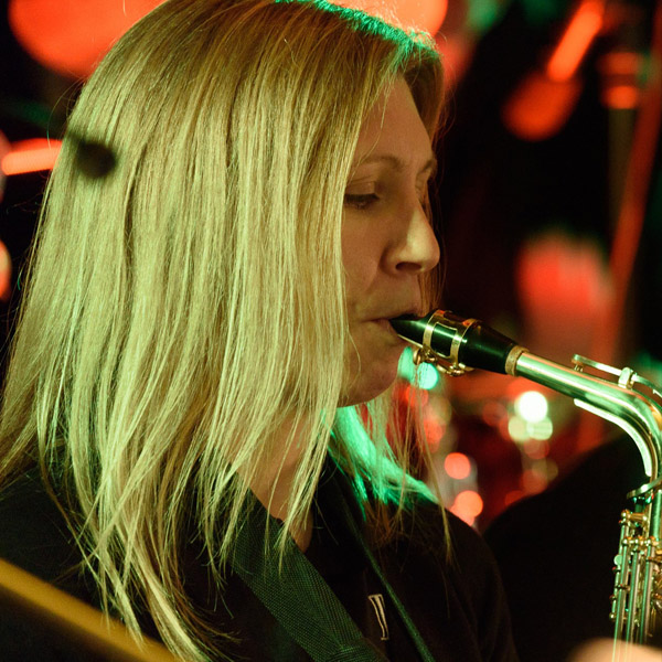 Kate Evans - Park Lane Big Band
