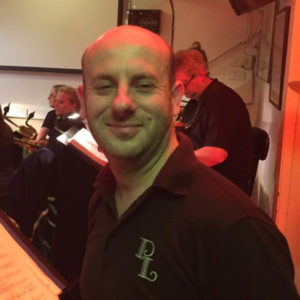 Paul Wester - Park Lane Big Band