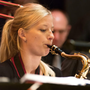Sophie Calver - Park Lane Big Band